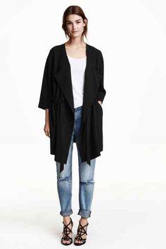 Strukturovaný kabátek