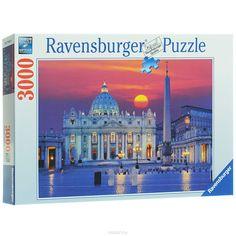 Ravensburger Собор Святого Петра. Пазл, 3000 элементов