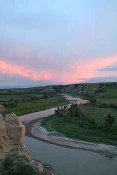 Theodore Roosevelt national park North Dakota USA