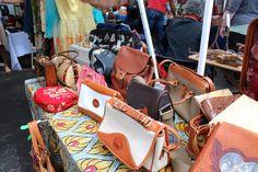 Randolph Street Market: Dooney & Bourke bags galore