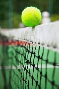 Early tennis balls were often very hard, even wooden, with leather balls coming later. It wasn't until the 1850s that Charles Goodyear, of Goodyear tire fame, invented vulcanised rubber and allowed long lasting balls to be manufactured from natural rubber. Previously, natural rubber would only last a matter of days in an outside environment such as a tennis court before perishing.