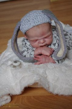 MADDOX - CINDY MUSGROVE: Dolls as Live - Made with Love - Sunshine Babies - Reborn Dolls