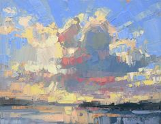 David Mensing | One Like Them (Glorious light in the late afternoon)