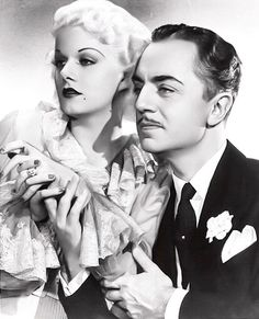Jean Harlow and Will