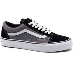 Vans Old Skool Black / Grey