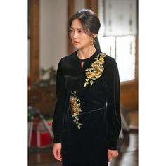 The Last Empress Lee Elijah Inspired Earrings 001 - So Not Size Zero Korean Actresses, Korean Actors, Actors & Actresses, Korean Dramas, Korean Beauty, Asian Beauty, Size Zero, Tight Dresses, Beautiful Actresses