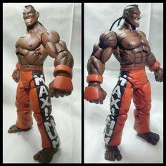 Dee Jay (Street Fighter) Custom Action Figure