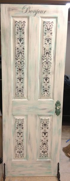 Door/ Decorative door/ Coat-clothes-storage decorative door-free standing