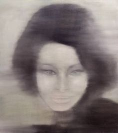 "Saatchi Art Artist Gennaro Santaniello; Painting, ""Sofì -Sophia Loren"" #art"