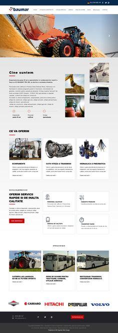 Wordpress website by UNY Agency