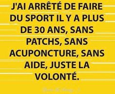 Vinie CL - Google+ i stopped playing sports there are more than 30 years without patches without acumpunture without help just the will