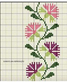 Brilliant Cross Stitch Embroidery Tips Ideas. Mesmerizing Cross Stitch Embroidery Tips Ideas. Cross Stitch Bookmarks, Cross Stitch Rose, Cross Stitch Borders, Cross Stitch Alphabet, Modern Cross Stitch, Cross Stitch Flowers, Cross Stitch Charts, Cross Stitch Designs, Cross Stitching