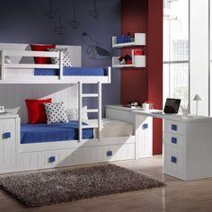 dormitorio-para-dos-lacada