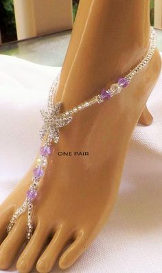 05f659954c6b9a Pearl Baby Barefoot Sandals Crystal Baby Christening Shoe Toddler Foot  Jewelry Starfish Beaded Barefoot Sandal. Bridesmaid JewelryBridesmaid  GiftsBridal ...