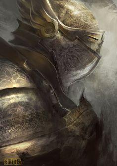 Paladin by ~Director-16 #fantasy #illustration