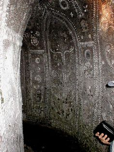 The Shell Grotto at Margate