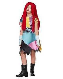 You'll be in stitches over this stupendous Sally Nightmare Before Christmas Merchandise, Nightmare Before Christmas Costume, Christmas Costumes, Halloween Looks, Halloween Town, Spirit Halloween, Sally Costume, Beloved Film, Doll Wigs