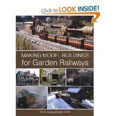 Making Model Buildings for Garden Railways  #Buildings #Garden #Railways #Trains