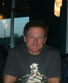 Robin Williams - Der traurige Spaßmacher :( - Cosimas Lounge
