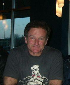 Robin Williams - Der traurige Spaßmacher :( - Cosimas Lounge