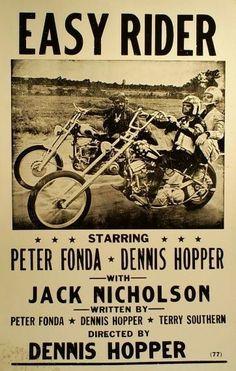 Easy Rider (1969) Peter Fonda, Dennis Hopper, Jack Nicholson