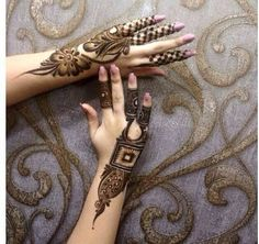 61 Easy, Simple and Traditional Henna Arabic Mehndi Designs - Sensod - Create. Mehandi Designs, Henna Tattoo Designs Arm, Dulhan Mehndi Designs, Bridal Mehndi Designs, Modern Henna Designs, Latest Arabic Mehndi Designs, Henna Art Designs, Mehndi Designs For Fingers, Latest Mehndi
