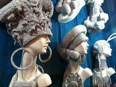 more fabulous crochet hats by Emma Handmade