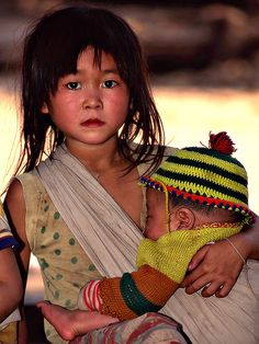 Laos....................... by Sergio Pessolano, via Flickr