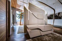 Luxury Iniala Beach House Hotel, Phuket By A-cero | HGTV Decor