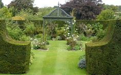 Ousden garden