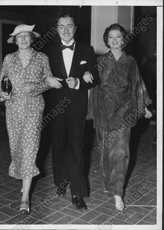 Alice Roosevelt Longworth, William Powell and Myrna Loy, 1936 Golden Age Of Hollywood, Hollywood Stars, Classic Hollywood, Thin Man Movies, Alice Roosevelt, Nick And Nora, William Powell, Myrna Loy, Press Photo