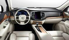 GALERIE: Nové Volvo XC90: První fotografie interiéru (+video)   FOTO 3   auto.cz