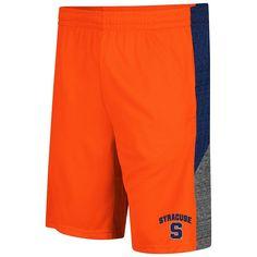 Men's Colosseum Syracuse Orange Friction Shorts, Size: Medium, Orange Oth