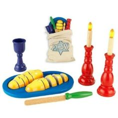 "KidKraft Shabbat Set 62902 Furniture Toys 11""L x 6 25""w x 75""H New 