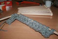 knitting needles for big yarn