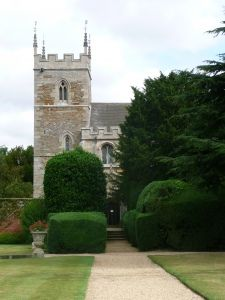 Mr Collins Church-the parish church of St Peter and St Paul, Belton