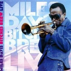 "30th April: International Jazz Day. ""Bitches Brew Live"" by Miles Davis. One of many jazz CDs available from Devon Libraries."