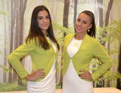 Nouba brand ambassadors working with Avalon Park at Fitbalance Magyarország.