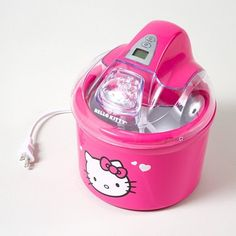 Hello Kitty Ice Cream Maker | Claires