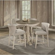 You'll love the Kinsey Modern 5 Piece Dining Set at Wayfair - Great Deals on all Furniture products with Free Shipping on most stuff, even the big stuff.