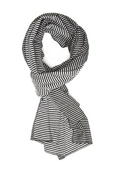 Classic Striped Scarf | FOREVER21 - 1000137187