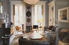 Julianne Moore's apartment