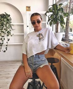 Boho Outfits, Trendy Outfits, Cute Outfits, Fashion Outfits, Fashion Hair, Jean Outfits, Beautiful Outfits, Womens Fashion Casual Summer, Women's Summer Fashion