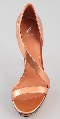 B Brian Atwood Consort High Heel Sandals
