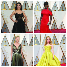 Oscars 2017 Fashion