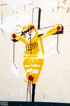 LDN street art - via ufunk
