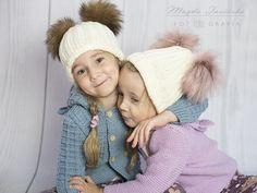 Kids Fashion, Winter Hats, Crochet Hats, Knitting Hats, Junior Fashion, Babies Fashion, Fashion Children, Kid Styles, Child Fashion