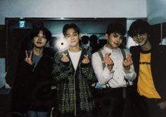 Yesung, Chen, Fur Coat, Celebs, Kpop, Concert, Jackets, Babies, Fashion