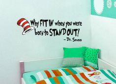 Born to stand out - Wall Decor Stickers, Girl Decor, Boy Or Girl, Interiors, Wallpaper, Creative, Home Decor, Decoration Home, Room Decor