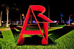 Art Public in Collins Park at Art Basel 2011 in Miami Beach Photo by Kevin Tachman